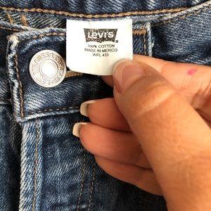 Levi's Jeans - Levi's 501s Vintage 29X32 Trendy Denim Jeans